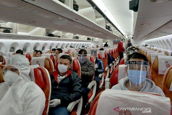 200 WNI telah dipulangkan dari India selama pandemi COVID-19