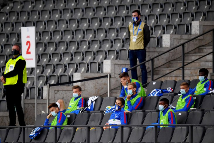 Protokol kesehatan restart Bundesliga