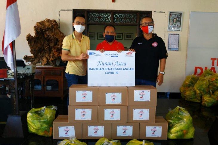 Masyarakat NTT di Bali dapat lagi bantuan ratusan paket sembako