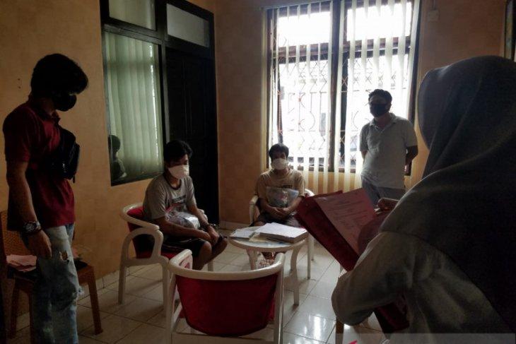 Polres Bangka Barat limpahkan hasil pemeriksaan kasus pencurian