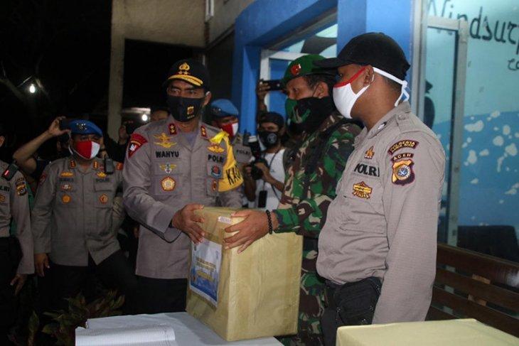 Kapolda Aceh tinjau pos pelayanan lebaran