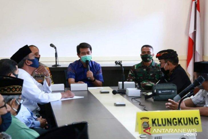 Perayaan Idul Fitri di Klungkung mengacu imbauan MUI Bali