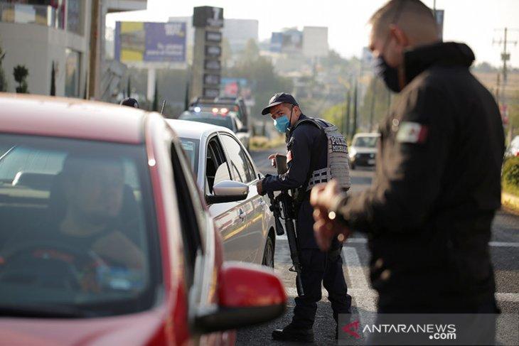 Kelompok bersenjata serang pusat rehabilitasi obat Meksiko, 10 orang tewas