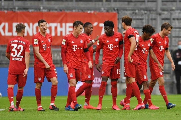 Berikut catatan setelah Bayern permalukan Barcelona