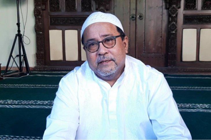 Rano Karno sedih rayakan Idul Fitri tak bisa silaturahmi