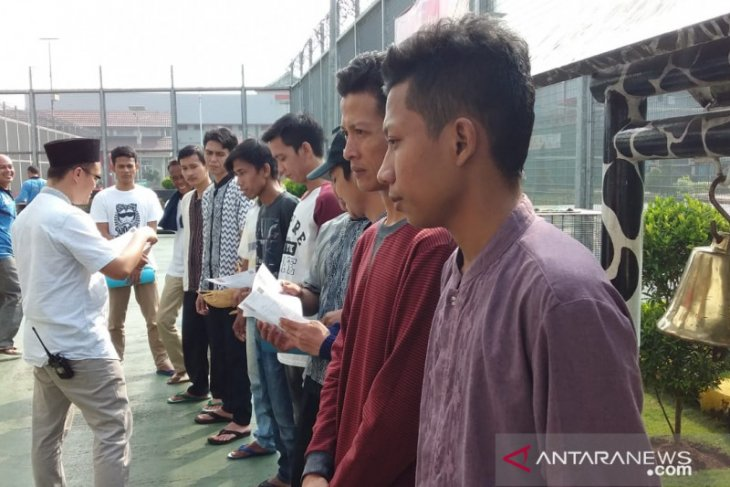 904 warga Lapas Pasir Tanjung Cikarang dapat remisi Idul Fitri