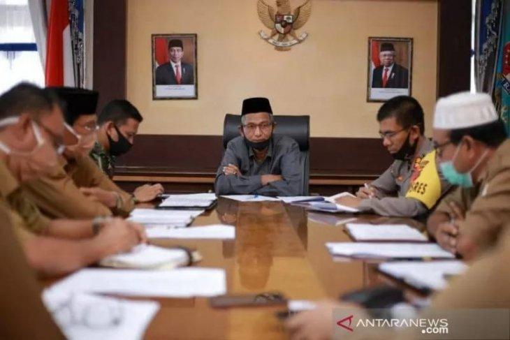 Warga Nagan Raya diimbau shalat Idul Fitri di rumah