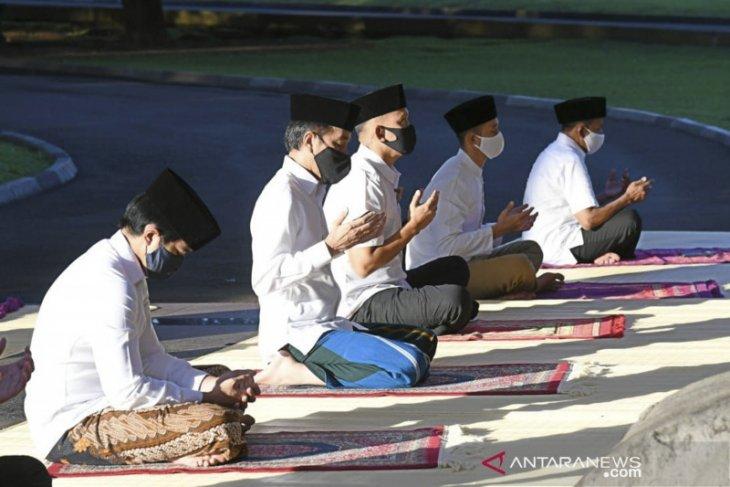 Jokowi dan keluarga akan Shalat Idul Adha di Bogor