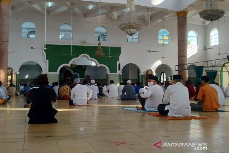 Timgab keamanan Babel kawal ketat pelaksanaan Sholat Id di masjid