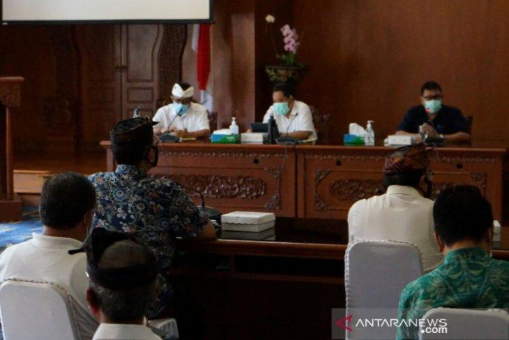 Pemkot Denpasar evaluasi  penerapan pelaksanaan PKM (video)