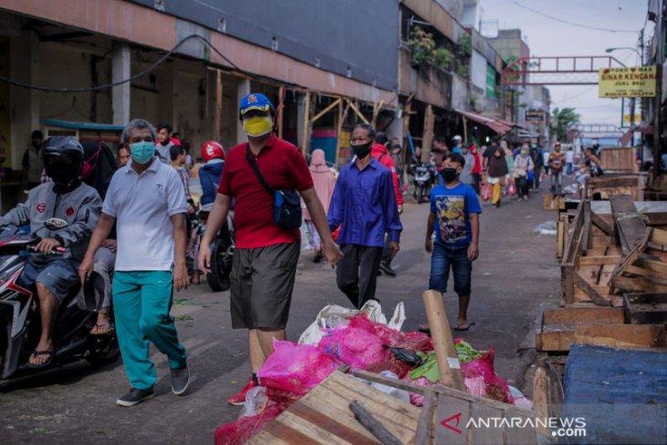 Perumda PPJ optimistis 696 PKL dapat ditampung seluruhnya di Pasar Bogor