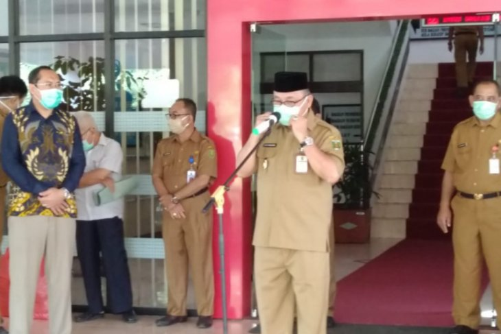 Bupati : Perlu surat edaran Gubernur batasi pedagang luar Tabalong