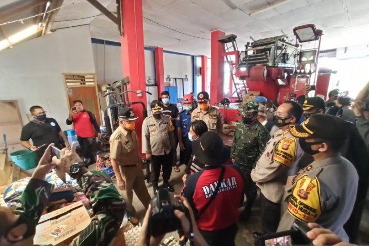 Wali Kota Samarinda prihatin banjir landa saat lebaran dan pendemi COVID-19
