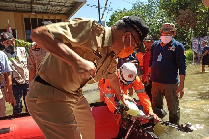 Debit Air Waduk Benanga Samarinda Mendekati Normal