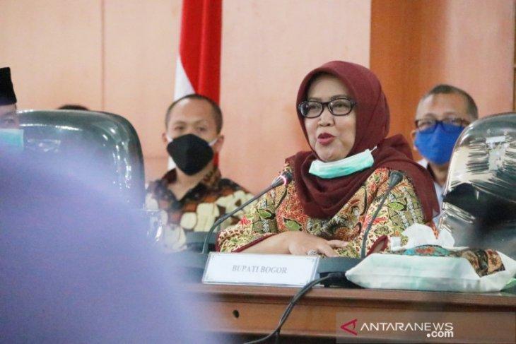 Kabupaten Bogor perpanjang PSBB hingga 29 Mei