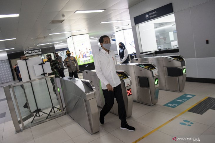 Routinely evaluate implementation of new normal protocols: Jokowi