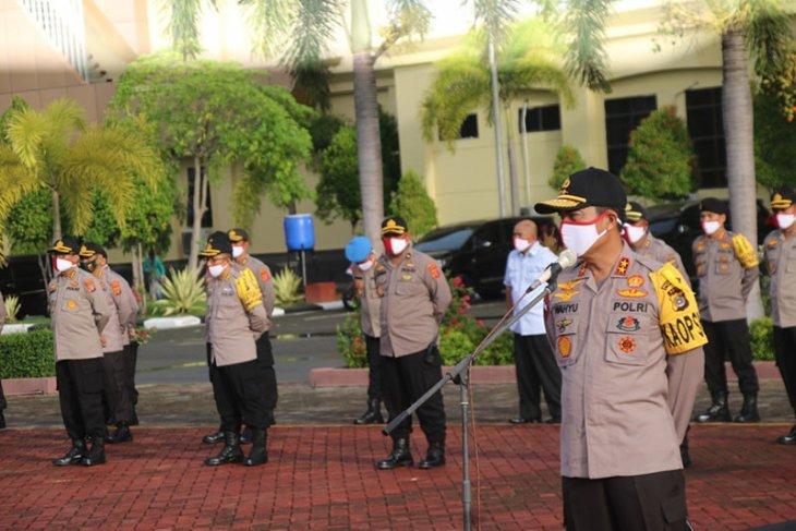 Kapolda Aceh ingatkan anggota Polri tetap patuhi protokol kesehatan