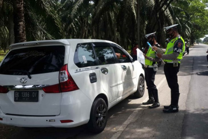 1.985 penumpang ditolak masuk Aceh sejak sepekan terakhir