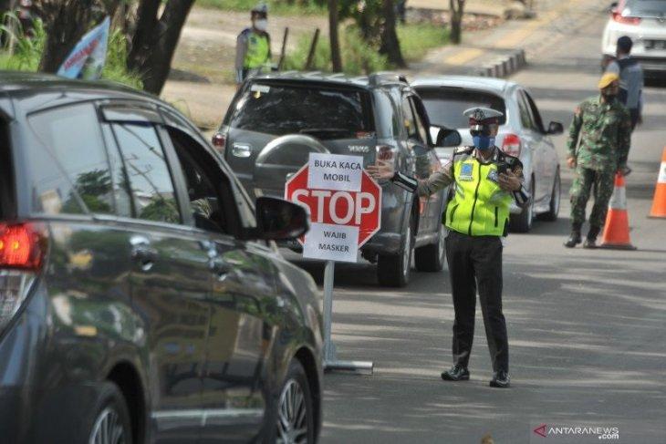 PSBB Palembang diperpanjang selama 14 hari