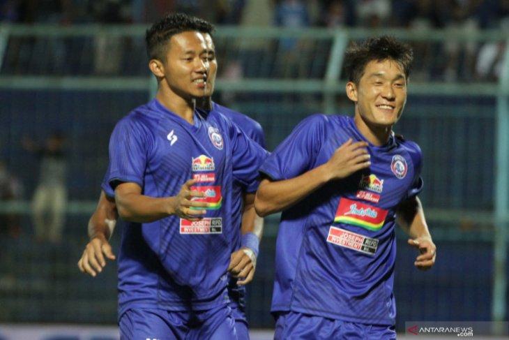 Arema FC setujui kelanjutan kompetisi liga dengan catatan khusus