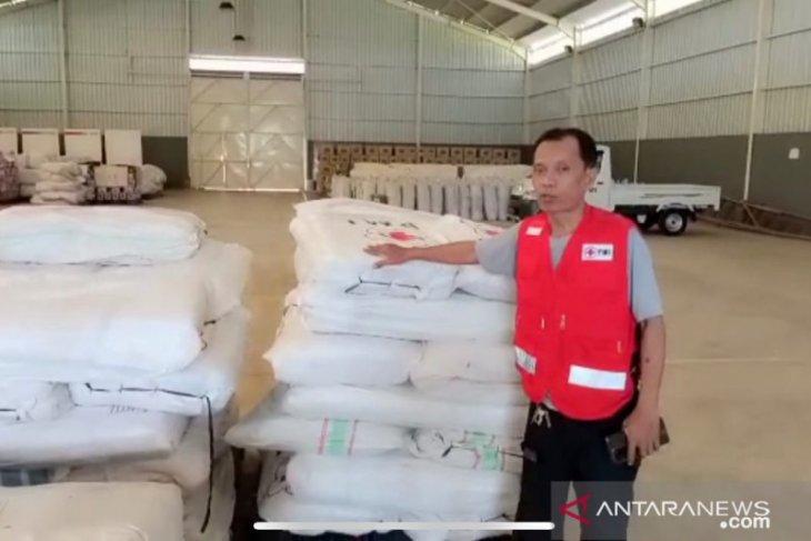 PMI Pusat kirim bantuan logistik untuk korban bencana banjir Samarinda Kaltim
