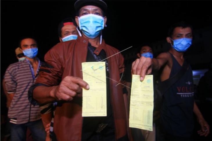 179 PMI dar Malaysia dideportasi