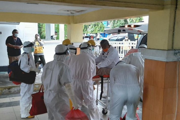 Gustu Wali Kota Tidore Kepulauan berstatus PDP