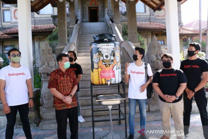 13 tahanan di Polres Klungkung laksanakan