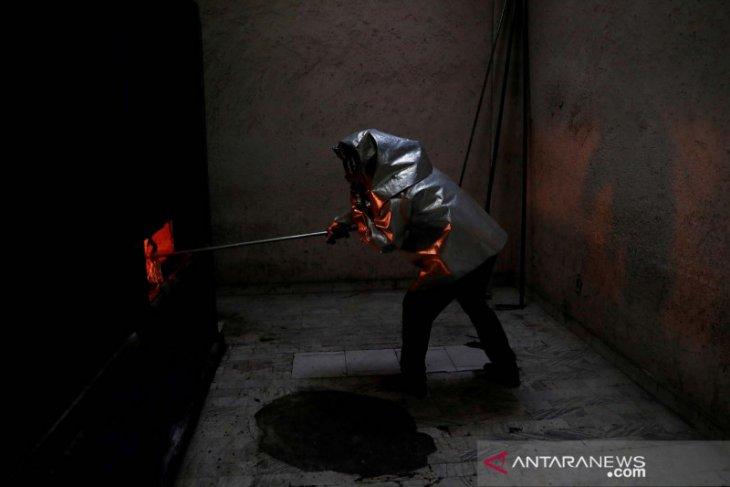 Meksiko laporkan 1.500 kematian akibat COVID-19 pada Selasa