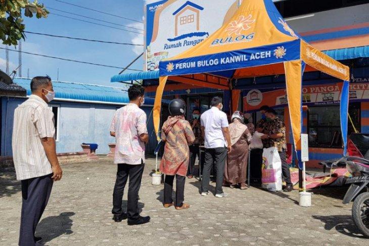 Bulog Aceh optimalkan operasi pasar tekan harga gula