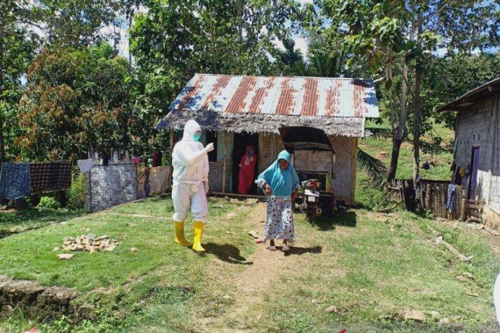 Camat Kwandang-Gorut jelaskan riwayat perjalanan dua warga positif COVID-19