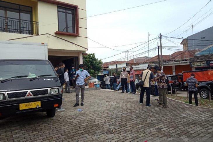 BNN gerebek gudang penyimpanan narkoba di Cikarang Bekasi