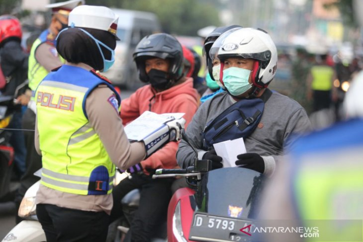 No new COVID-19 deaths recorded in Bandung in past month
