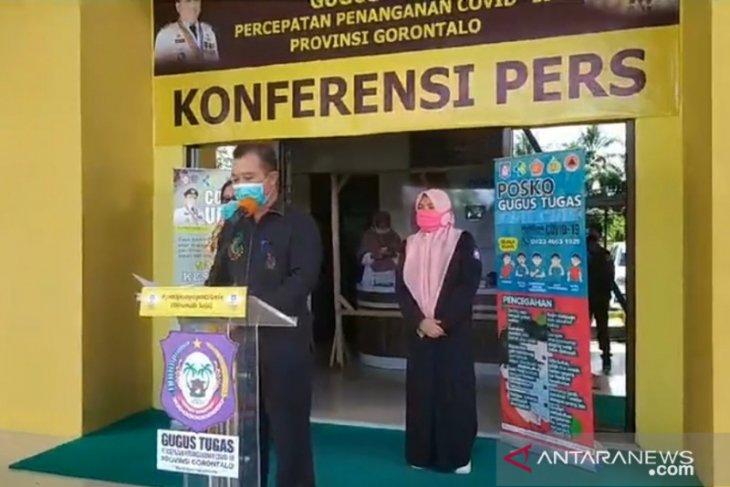 Pasien positif COVID-19 di Gorontalo bertambah lima orang