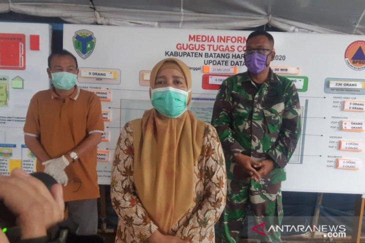 PDP Batanghari yang sempat menghilang saat dijemput tim kesehatan dinyatakan sembuh