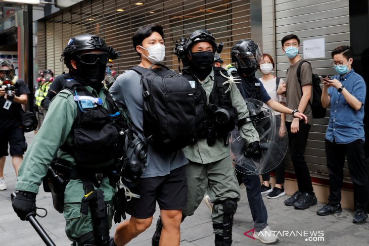 Joshua Wong sebut dirinya akan jadi