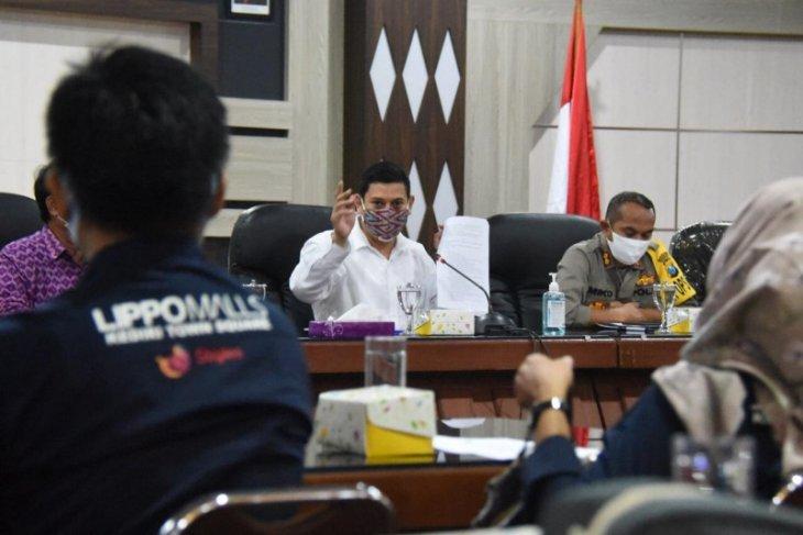 Wali Kota Kediri keluarkan aturan pengendalian kegiatan hiburan dan perdagangan