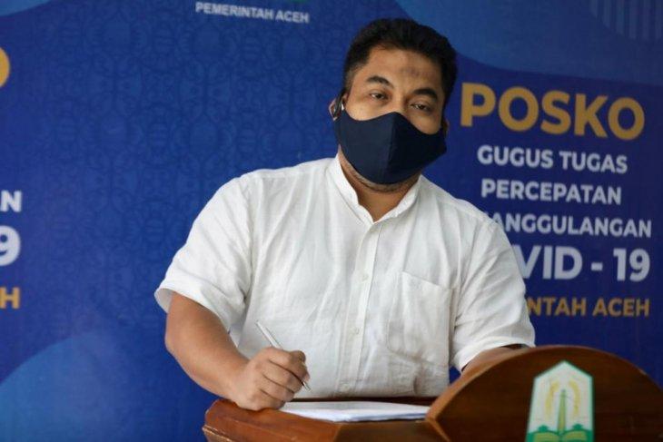 Pemerintah Pusat kirim surat khusus Penanganan COVID-19 di Aceh