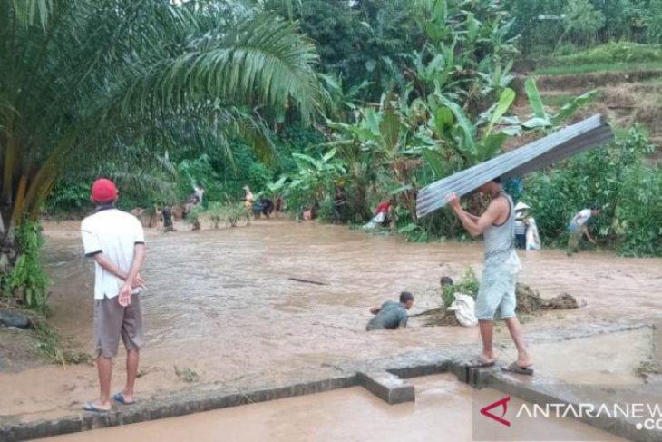Kerugian akibat banjir bandang di PUT mencapai Rp3,8 miliar