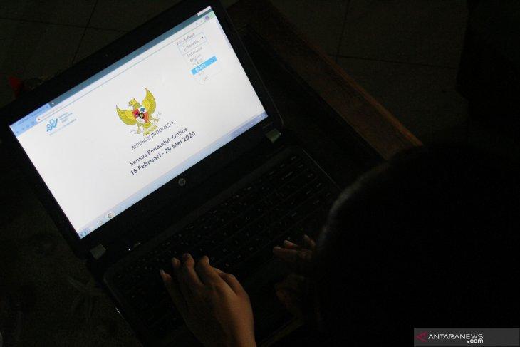Hari terakhir Sensus Penduduk online