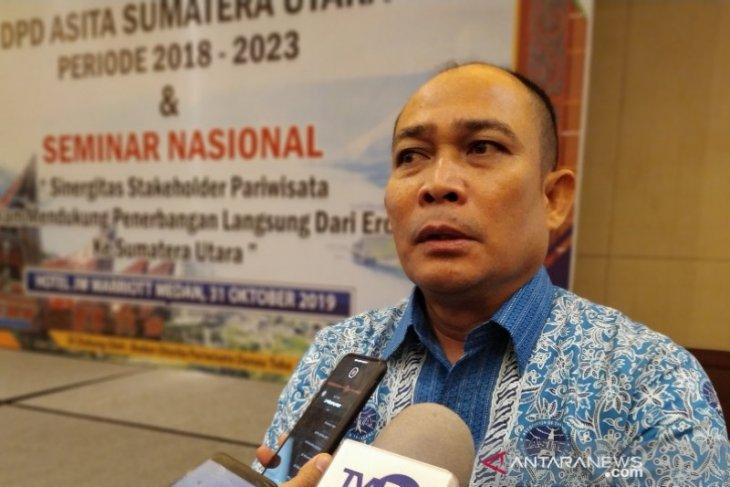 ASITA Sumut prediksi bisnis pariwisata belum akan segera pulih