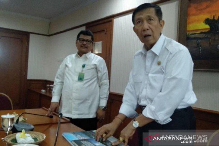 Senator Pastika: perlu langkah terintegrasi selamatkan Danau Batur