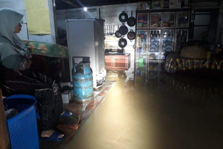 Banjir rendam lima desa di Aceh Tengah, puluhan warga mengungsi