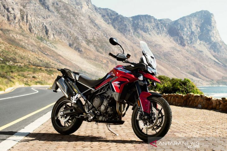 Triumph Motorcycles membuka pemesanan Tiger 900