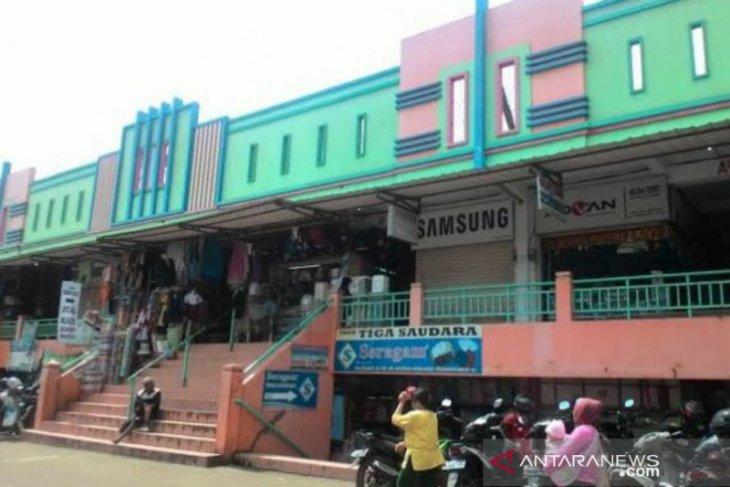 Jadi klaster COVID-19, Pasar Cileungsi Bogor ditutup sementara