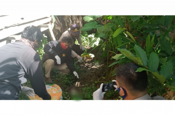 Membuang bayi di selokan, seorang ibu di Kapuas Hulu ditangkap polisi