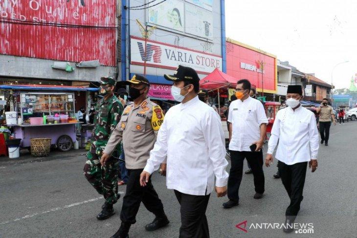 Wali Kota Tangerang: penggunaan masker harus dijadikan gaya hidup sehari-hari