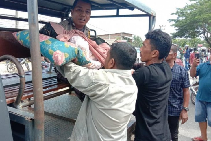 Kecelakaan di Aceh Timur rengut nyawa dua anak laki-laki