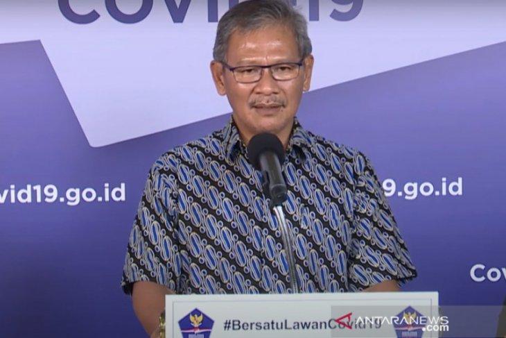 Yurianto: Keputusan pelaksanaan normal baru ditentukan oleh Pemda