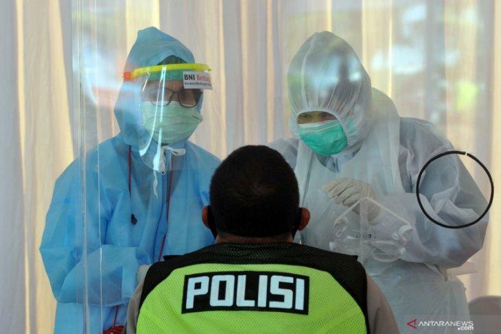 Gubernur minta polisi tindak tegas pengancam tenaga medis